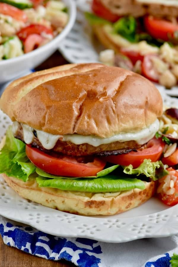 These Jennie-O Turkey Burgers are so easy and so perfect for summer grilling!