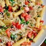 One Pot Sausage and Pasta Skillet
