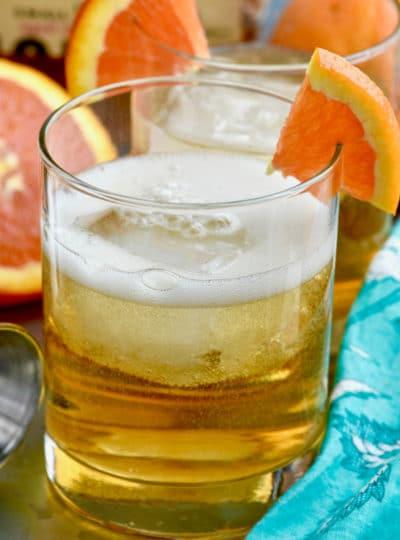 Desert Wasteland Whiskey Cocktail