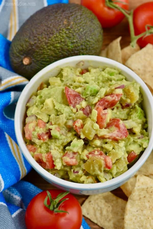 If you haven't had this guacamole then you haven't had The Best Guacamole.