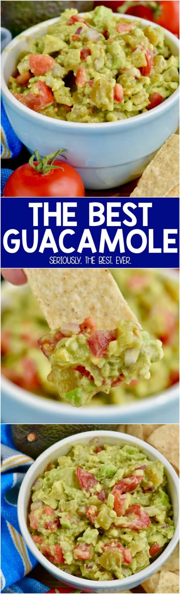 The Best Guacamole - Wine & Glue