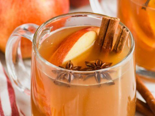 Crockpot Spiced Apple Cider Simple Joy