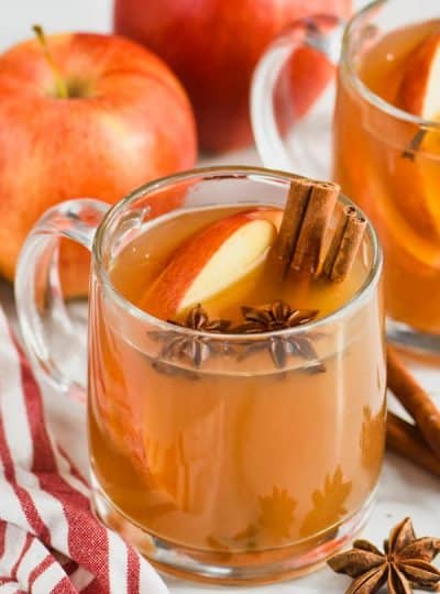 Crockpot Spiced Apple Cider
