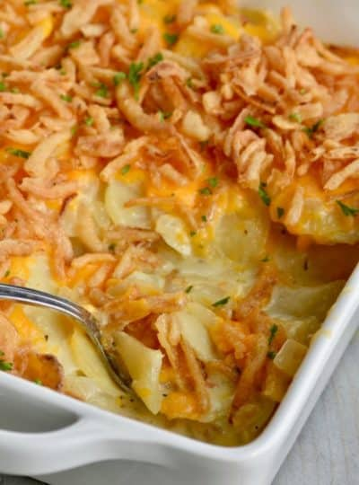 The Best Scalloped Potatoes