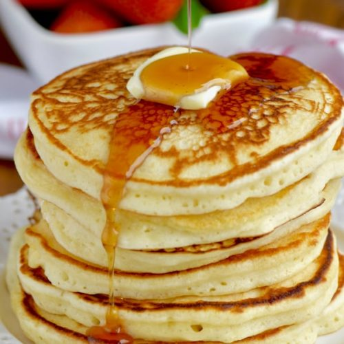 The Best Buttermilk Pancakes Simple Joy