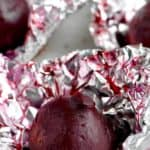 Grab a bunch of those gorgeous burgundy root vegetables and learn how to roast beets! Roasted beets are such an amazing addition to salads, and the great beginning to soups, and they are so easy to prepare.