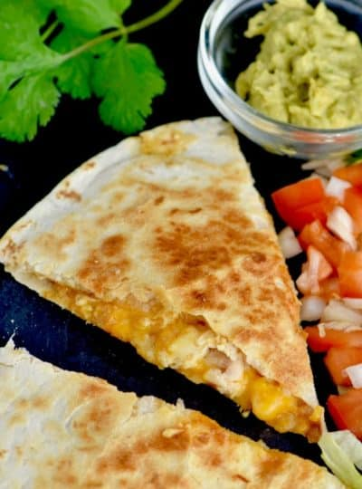 Taco Bell Chicken Quesadilla