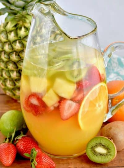 Tropical Margarita Sangria Recipe