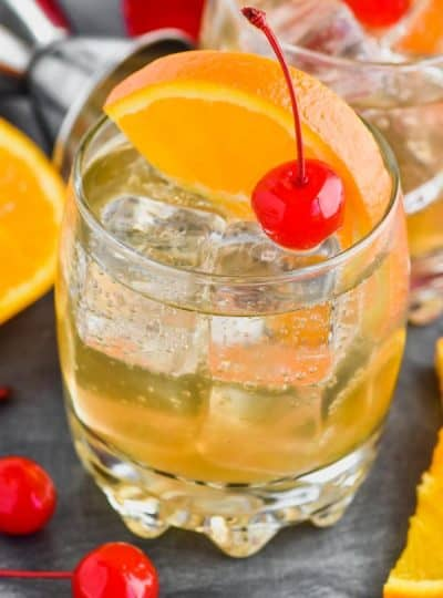 Amaretto Sour Recipe