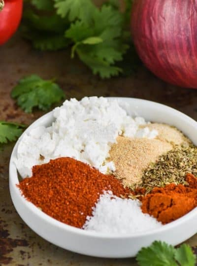 Fajita Seasoning Recipe