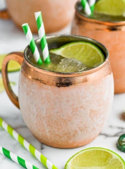 Frozen Moscow Mules