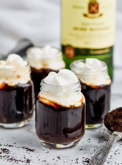 Irish Coffee Shots