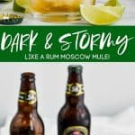 collage of photos of dark and stormy