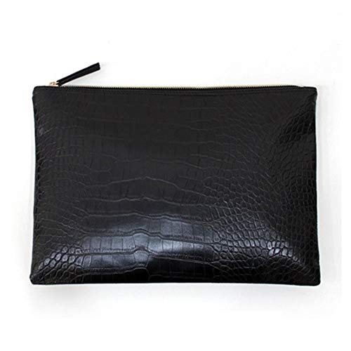 Great black clutch that is inexpensive and perfect for a night out!