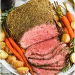 collate of top round roast beef photos