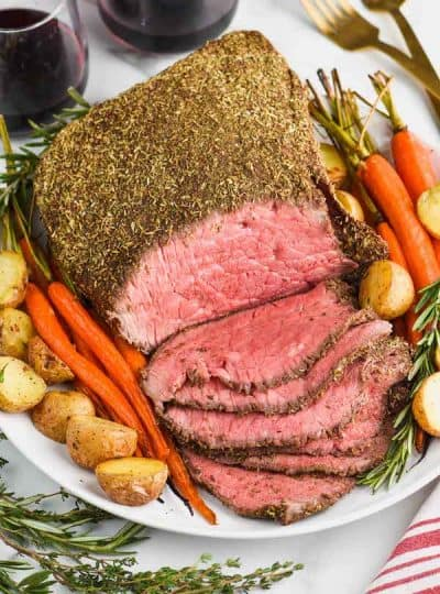 Top Round Roast Beef Recipe
