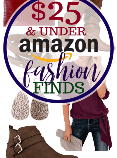 Amazing Amazon Fashion Finds Under $25
