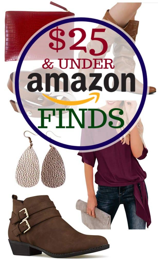 collection of Amazon Fashion finds