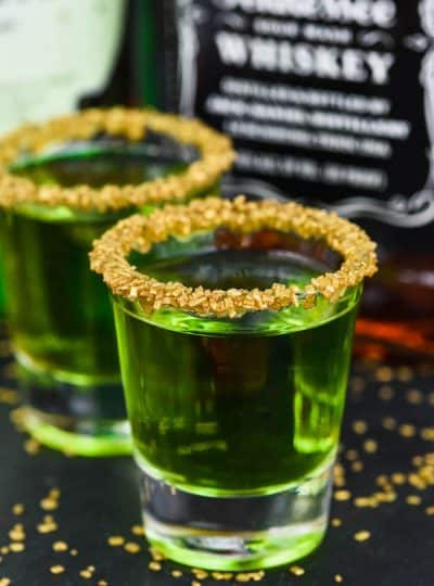 Lucky Leprechaun Shots