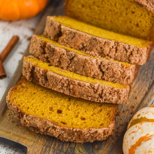 Pumpkin Bread Simple Joy