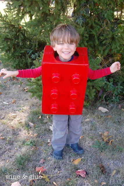 Homemade lego costume wine glue savesave solutioingenieria Gallery