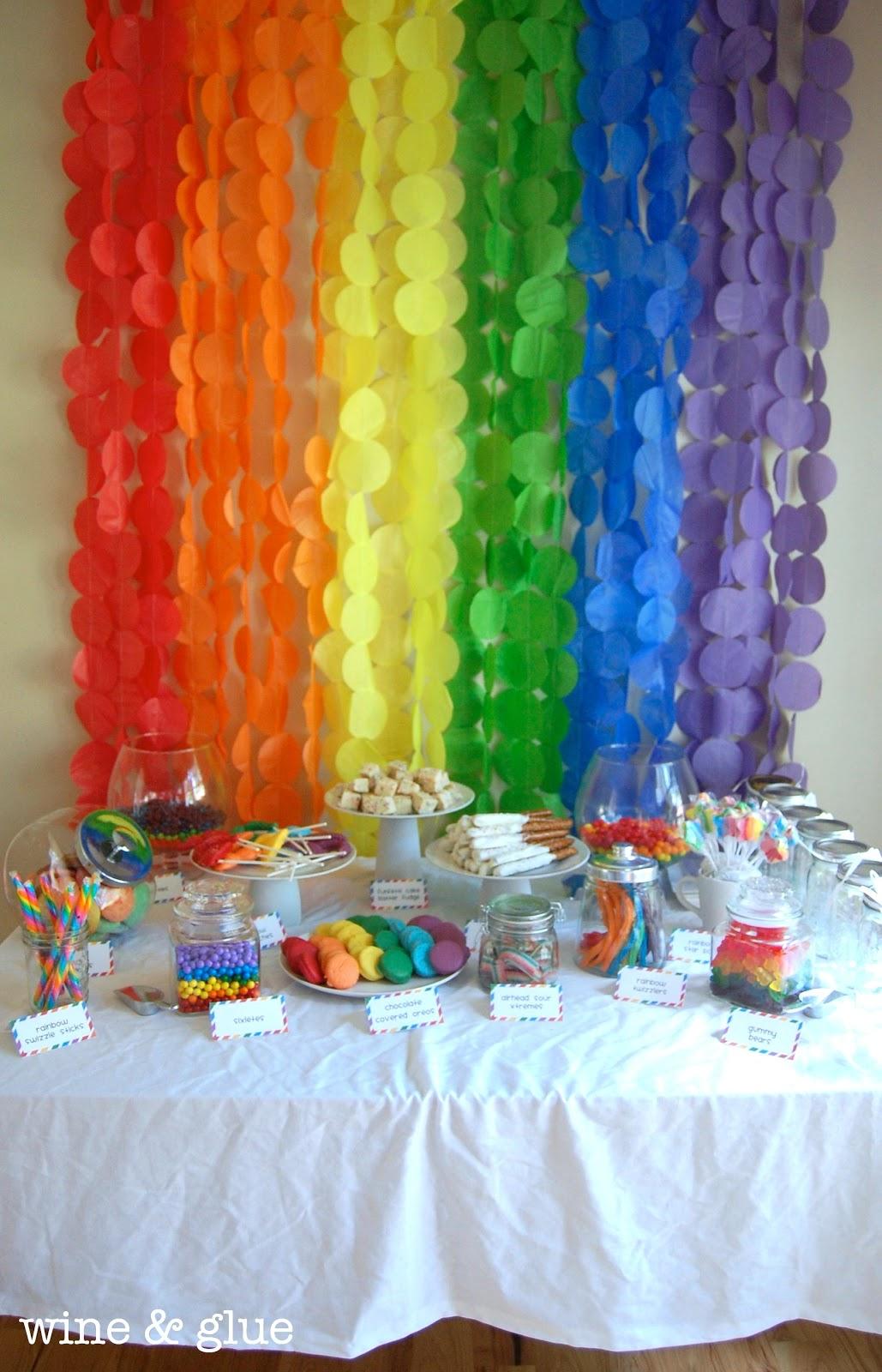 Rainbow Party Extravaganza