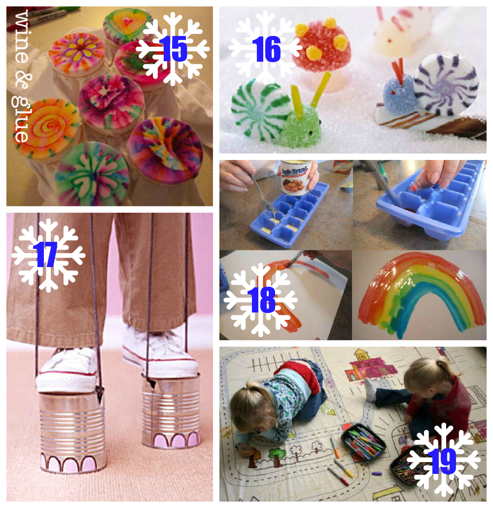 39 Winter Activities For Kids Wine Glue