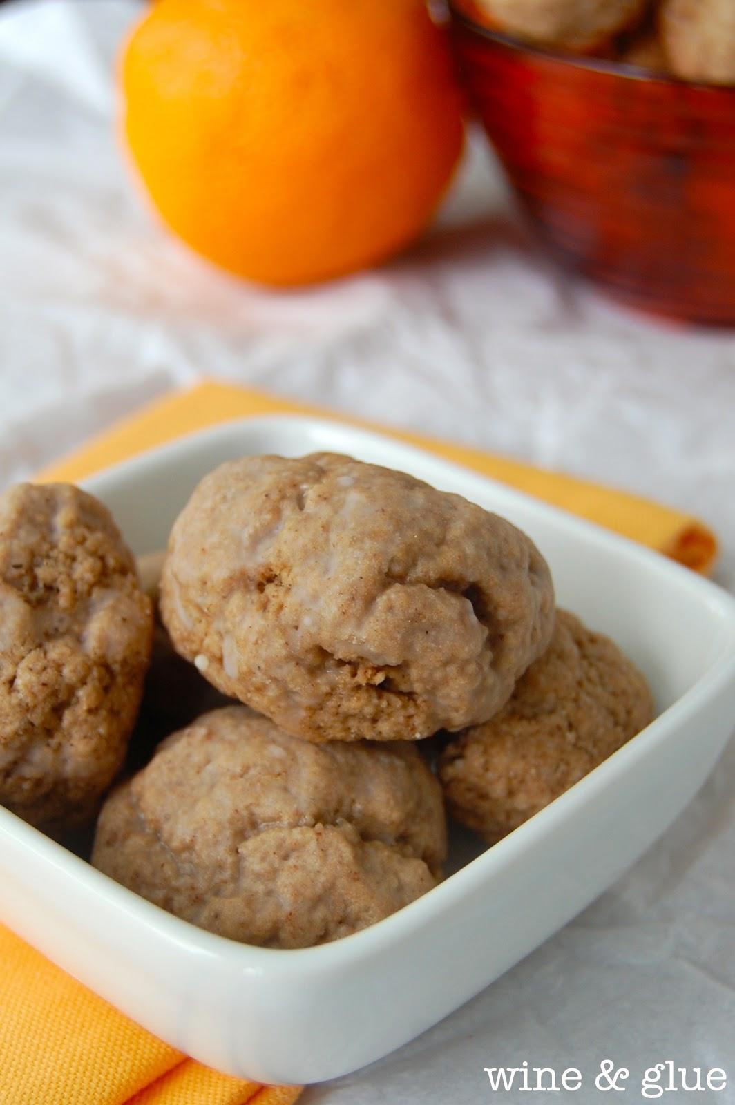 Orange Chocolate Spice Cookies Wine Glue Via The Sweet Mixture Of And With Added Bonus