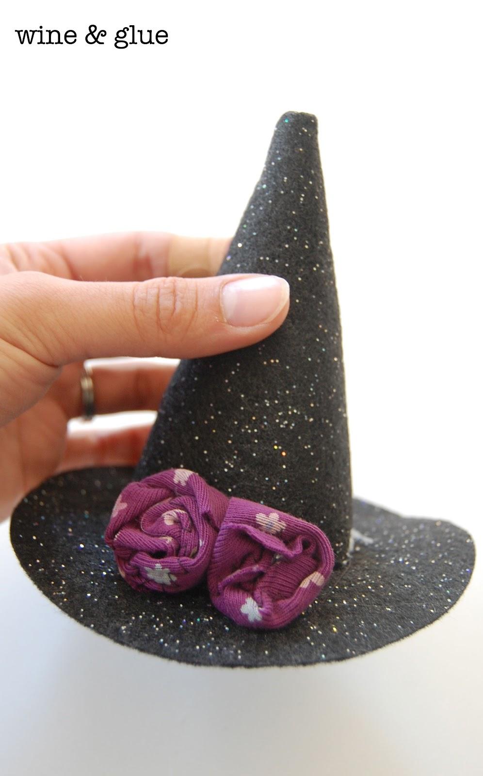 Cute Little Witch Costume - Wine & Glue