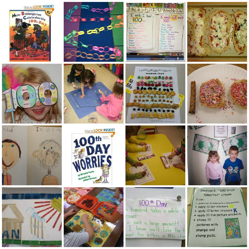 100 Day Party Ideas