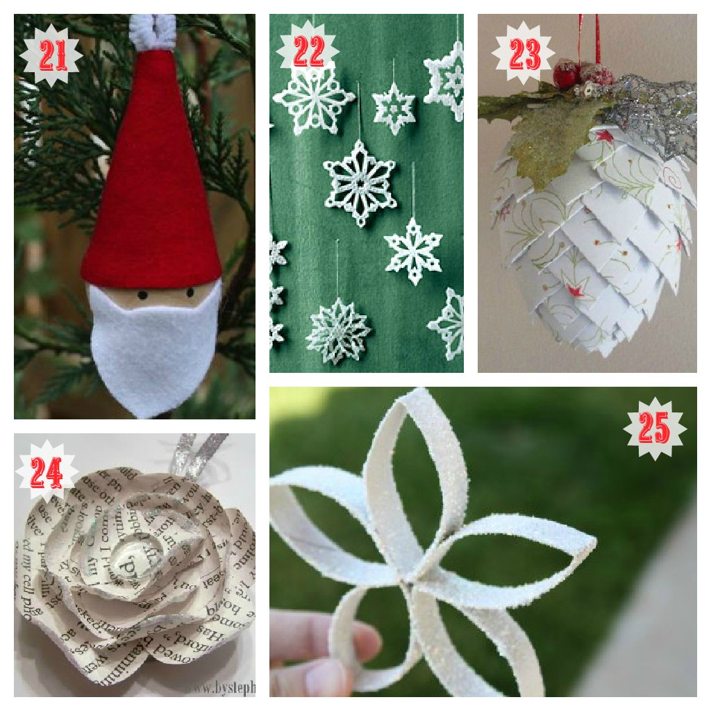 Christmas Diy Decorating Ideas: Christmas Ornaments